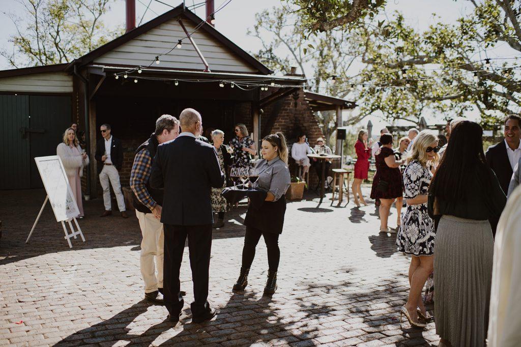 Cocktail-hour-spicers-hidden-vale-wedding