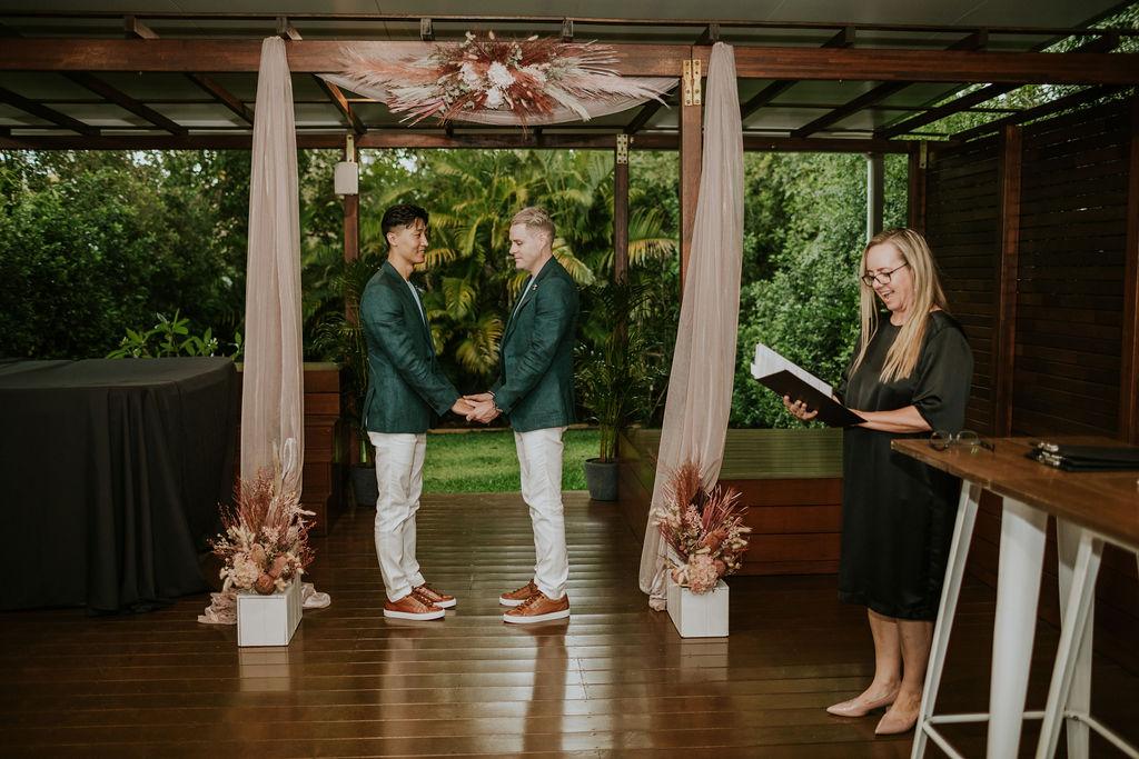 Brisbane elopement