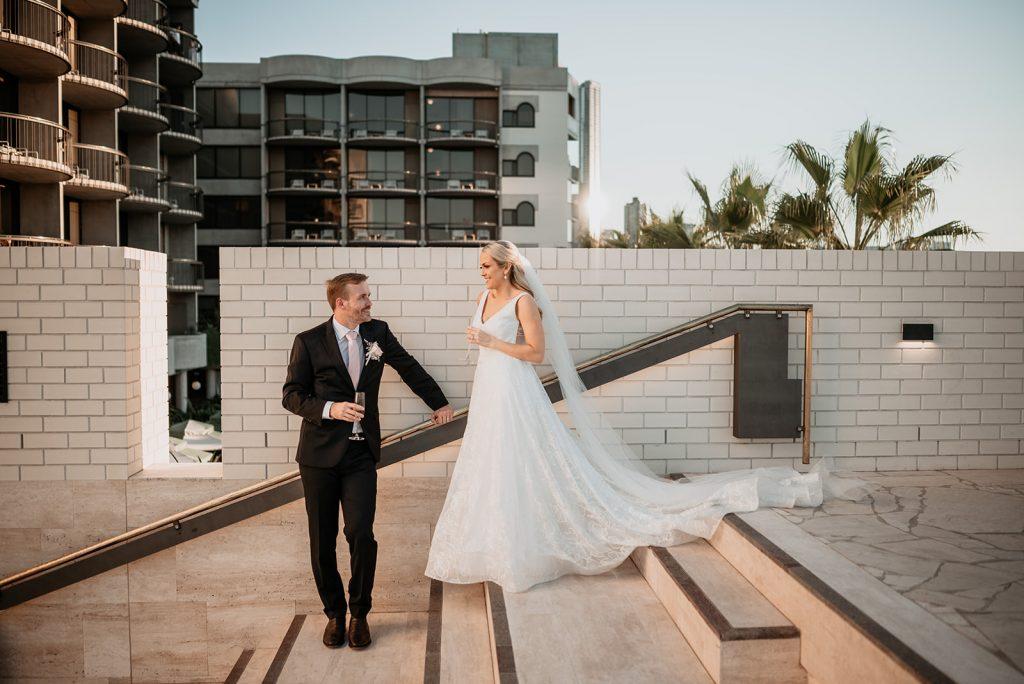 Calile hotel amphitheater wedding