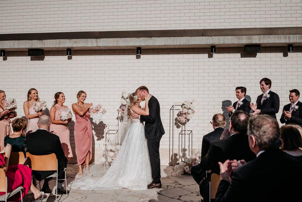 Calile wedding Celebrant